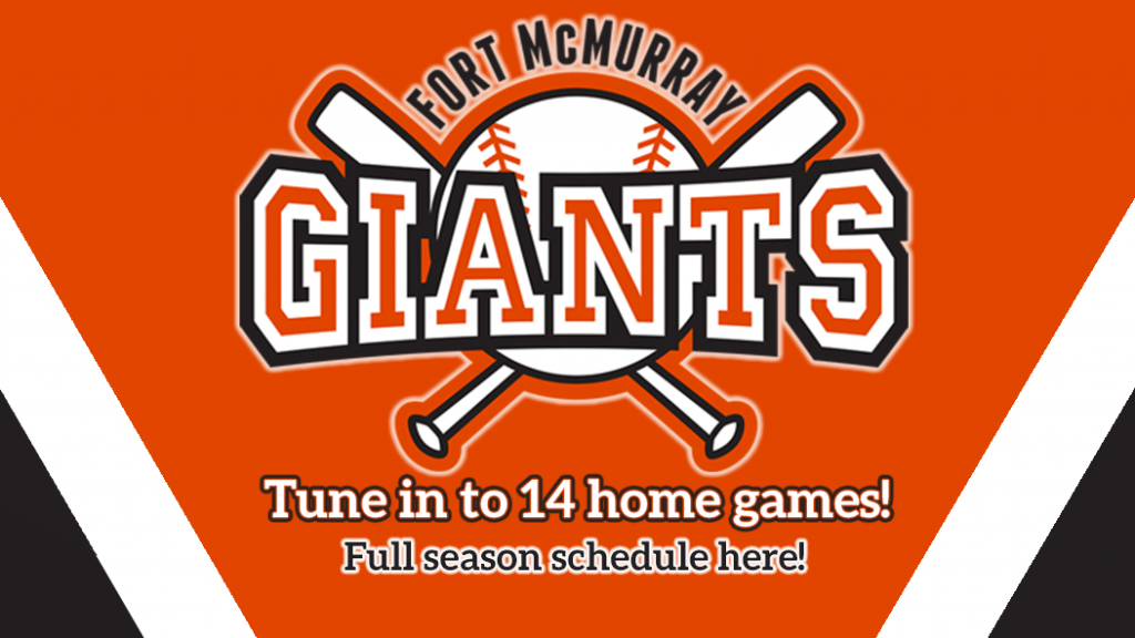 2018 fort mcmurray giants schedule country 93 3