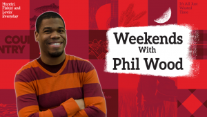 Weekends with Phil Wood