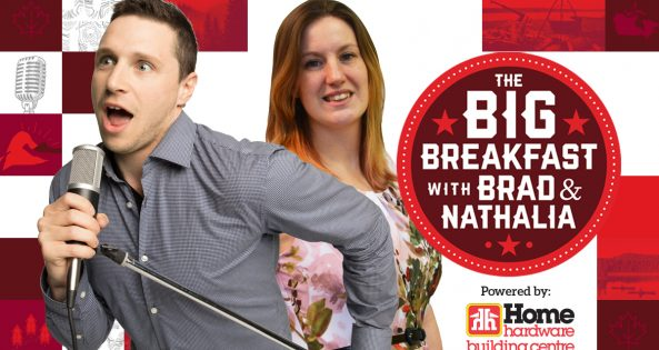 The Big Breakfast with Brad