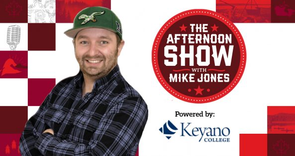 The Afternoon Show with Mike Jones