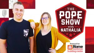 The Pope Show with Nathalia
